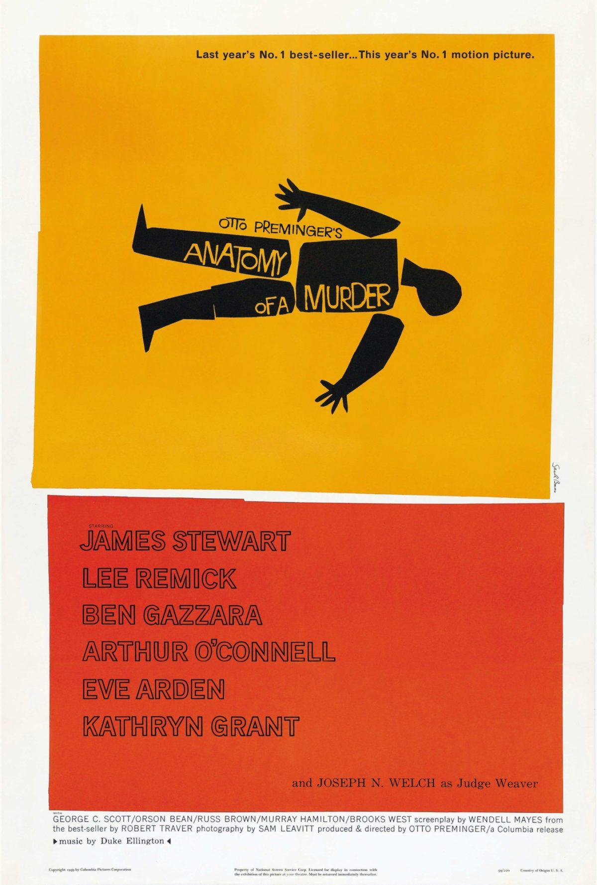 1959 anatomy of a murder 1