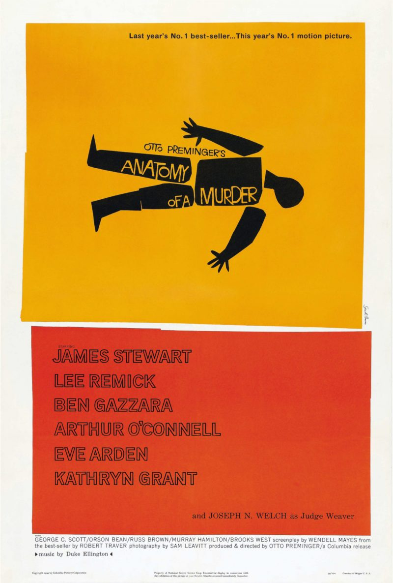 1959 anatomy of a murder 1
