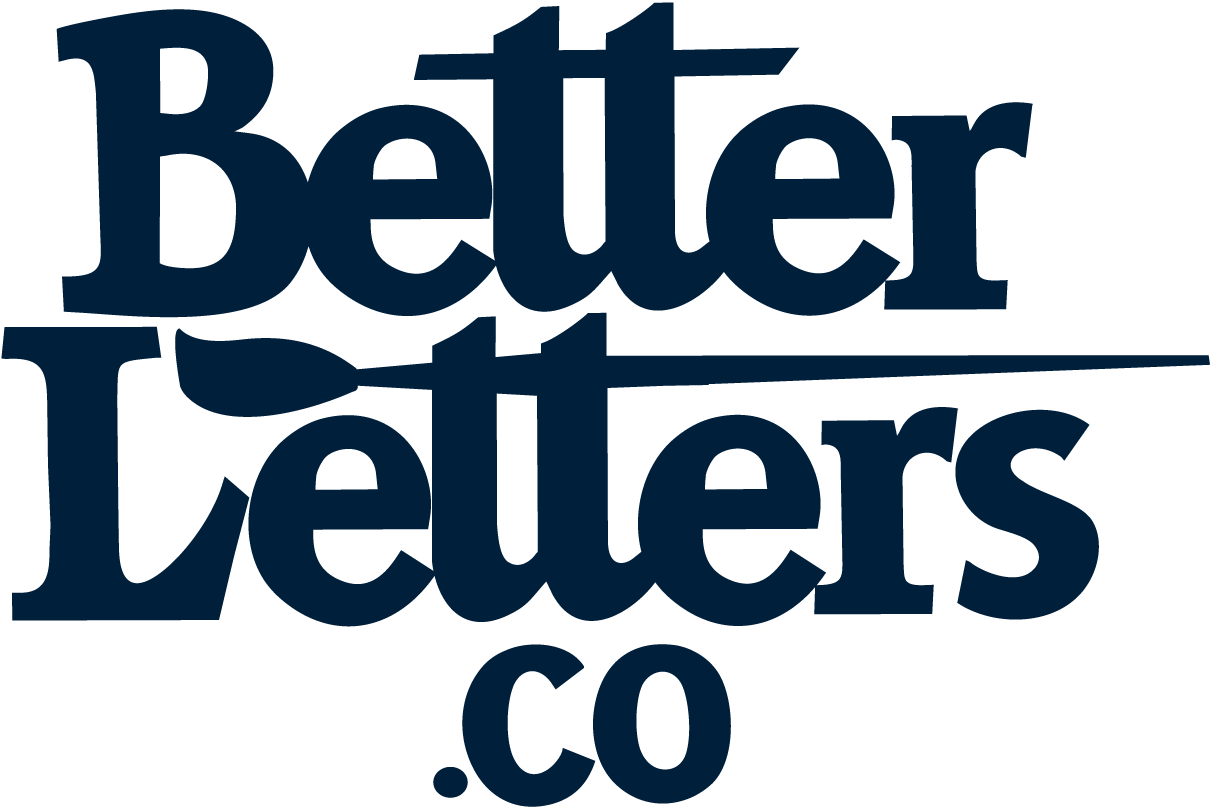 Logo for Better Letters