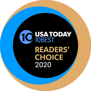 graphic for USA TODAY Reader's Choice