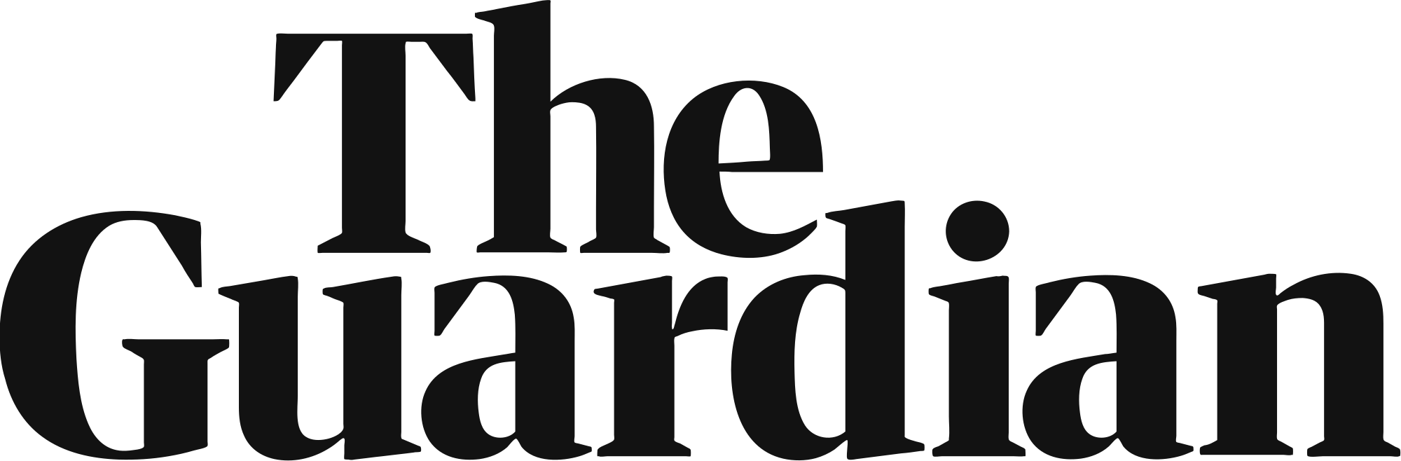 Logo for The Guardian