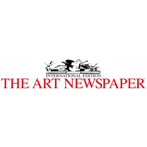 Logo for The Art Newspaper
