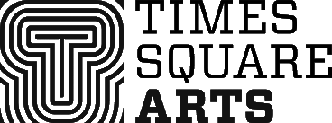 Logo for Times Square Arts